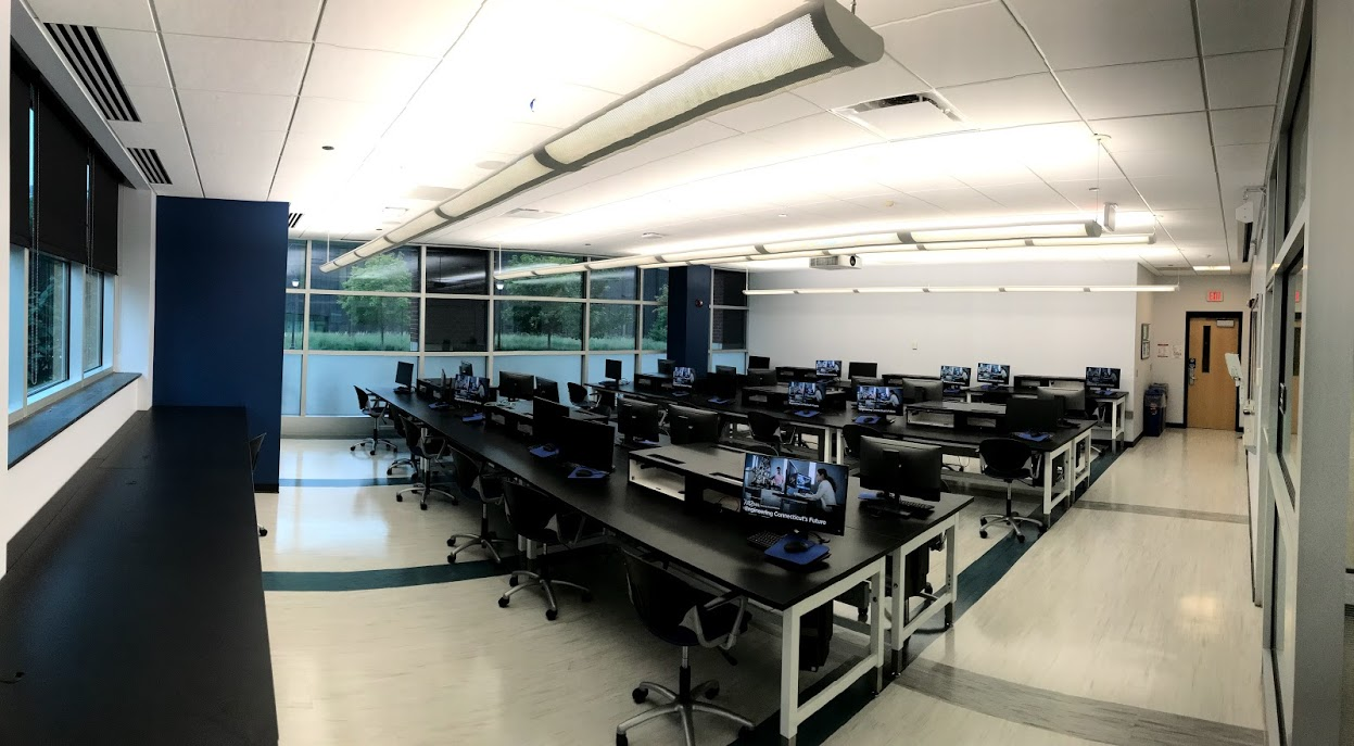 Altschuler Cybersecurity Computer Lab